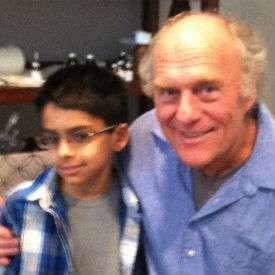 Brian with Dr. Klinghardt