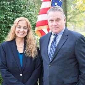 Dr. Jodie A. Dashore & Congressman Chris Smith