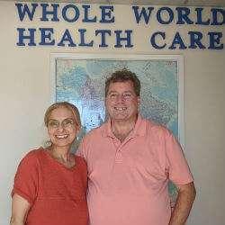 Dr. Scott McMahon Dr Jodie Dashore CIRS Conference 2019